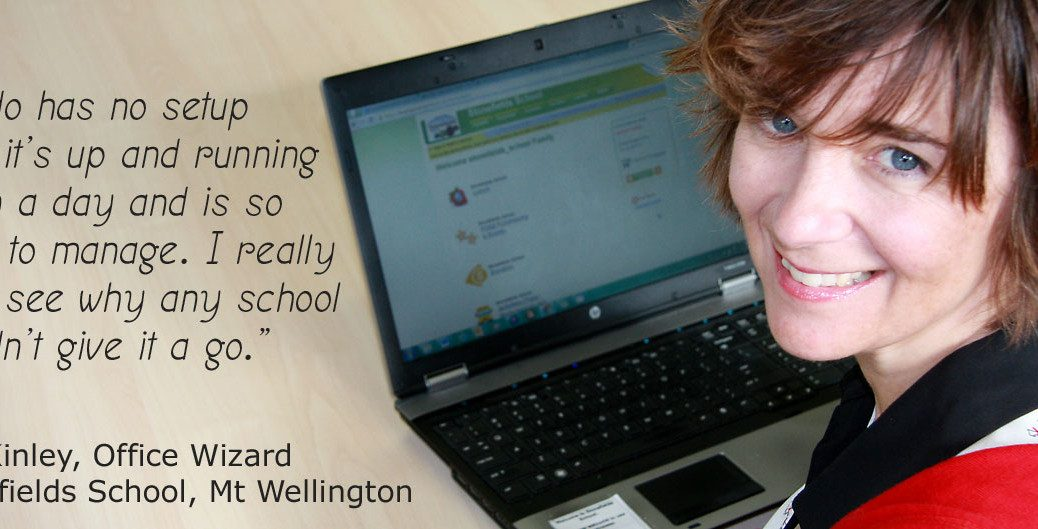 Stonefields School fees management software