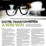 Education Gazette features St Thomas's School digital with Kindo